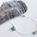 Shangri-La River Long Necklace