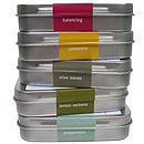 Five Infusion Tin Assortment