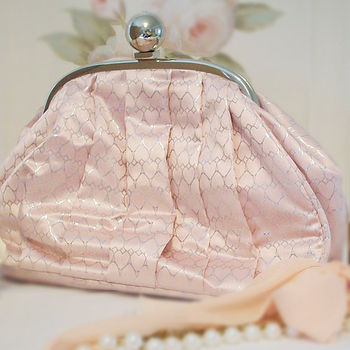 Rose Heart Toiletry Bag