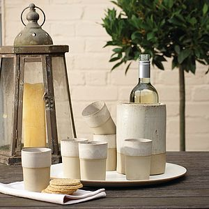 Wine Cooler - outdoor dining