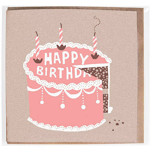 Birthday Card Images With Cake : original_card_birthday_cake_pink.jpg 500x500 pixels ...