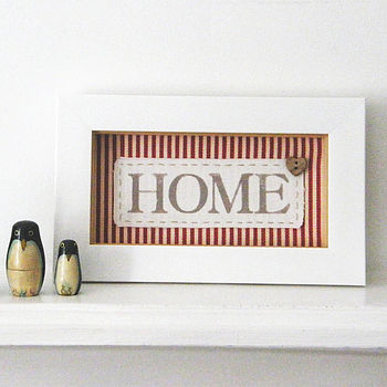 Home - red candy stripe