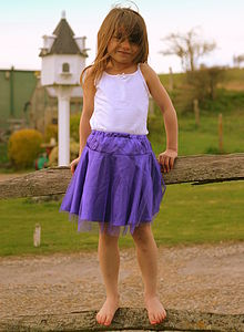 Pretty Princess Petticoat - babies' skirts