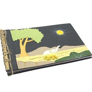 Eco Maximus Elephant Dung Photo Albums - eco-conscious