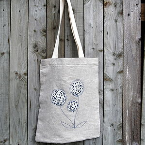Handmade At Poshyarns Shopper Bag