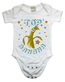 Top banana babyvest