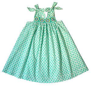 Fifi Crochet Dress