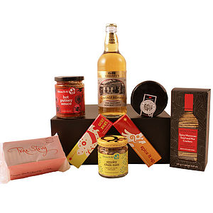 Daddy Cool Hamper - wedding gifts for fathers