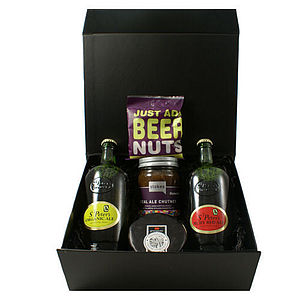 All About Ale Hamper - wines, beers & spirits