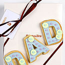 Homemade Shortbread Dad Biscuit Gift