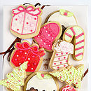 Christmas Biscuit Box Large