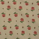 Vintage Rose fabric swatch