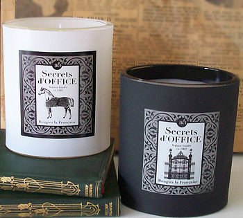 Secrets d' Office Candles
