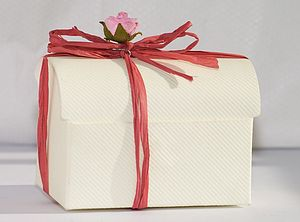 Wedding Favour Gift Box Medium