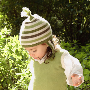 Cashmere Hats - children's accessories