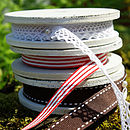 Cotton ribbon new (2m lengths)