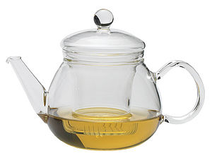I Glass Teapot 500ml - tea & coffee cosies