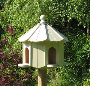 Hand Crafted Dovecote Two Compartments