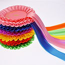 Number Rosette Bunting