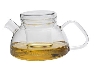 Nova Glass Teapot 600ml