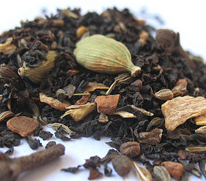 Chai tea 125g - teas, coffees & infusions
