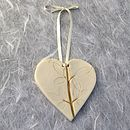 Large Heart Hanging Decoration