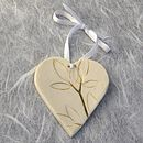 Medium Hanging Heart Decoration