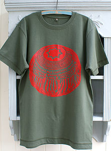 Tunnocks Teacake Mens T Shirt - get the message