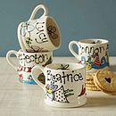 Personalised Nursery Mug
