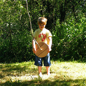 Rope Swing & Ladders - outdoor toys & games