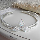 Original Vintage Inspired Crystal Tiara