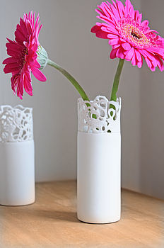 Mini Sculptural Vase