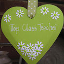 Lime teachers heart 2
