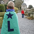 Personalised Dressing Up Cape (star + L)