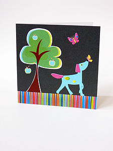 'Birgit' Greeting Card