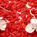 Sugar bloom earrings - collection