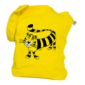 Cotton Tiger Tote Bag - view all sale items