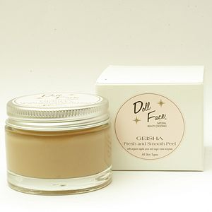 'Geisha' Fresh And Smooth Peel - exfoliators