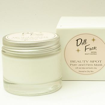 'Beauty Spot' Pure And Firm Mask