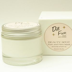 'Beauty Spot' Pure And Firm Mask - bathroom