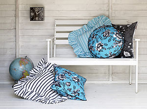 Corsica Cushion - living room