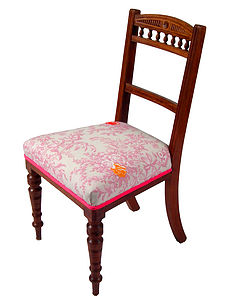 Caroline Vintage Chair - furniture