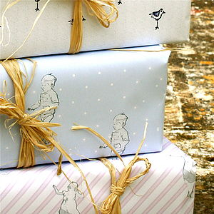 Alex Gift Wrap - wrapping paper