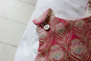 Liberty Print Baby Bag - nightwear