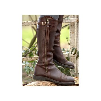 Spanish Riding Boots classic