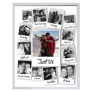 Love Personalised Photo Montage