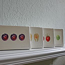 'Fruit And Veg' Canvas Prints