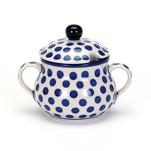 Handmade Sugar Pot