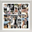 Personalised Wedding Photo Montage