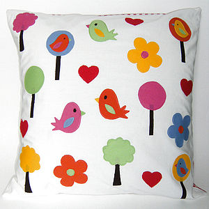 Happy Days Cushion